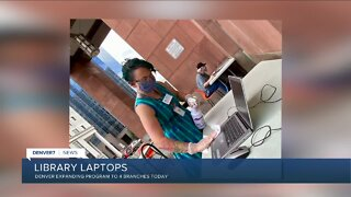 Denver Library expanding laptop program to 4 more branches