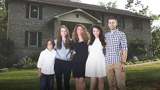 This Family Built Their Own Home - Video