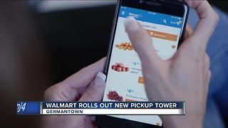 Walmart brings new Pickup Tower technology to Germantown - Video