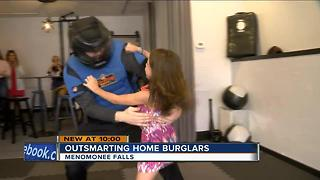 Ways to protect your home from burglars you might not have known - Video