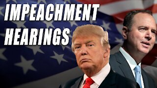 Trump Impeachment Hearings