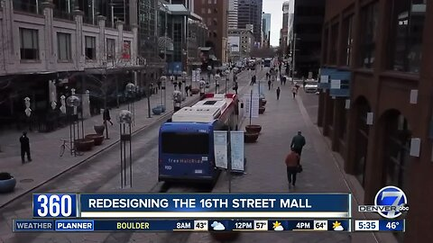 What should the future of the 16th Street Mall look like?