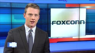 Foxconn contract doesn't require jobs to go to Wisconsinites - Video
