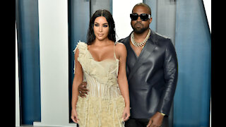 Kanye West declares love for Kim Kardashian West in sweet birthday message
