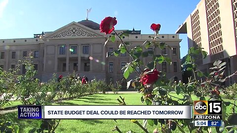 Arizona Legislature has deal to break budget impasse