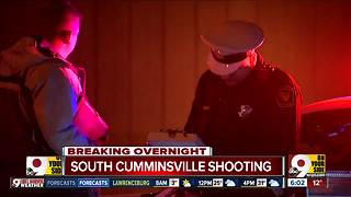 Man found shot in vehicle in South Cumminsville, dies at hospital - Video