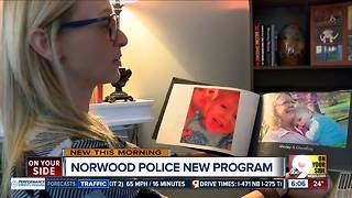 Norwood police want a better system for helping people with autism - Video