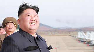North Korean leader Kim Jong Un oversees military drill testing