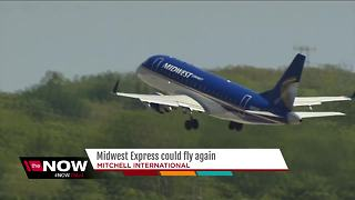 Milwaukee-based Midwest Express rumored return - Video