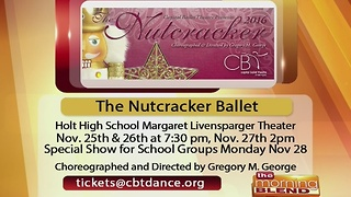 Capital Ballet Theatre of Michigan - 11/23/16 - Video