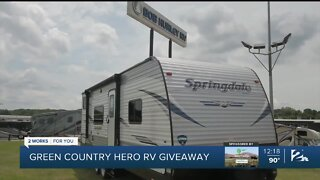 Green Country Heroes RV Giveaway