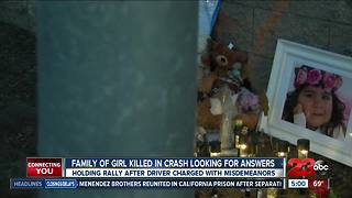 Family of 5-year-old killed in crash looking for answers - Video