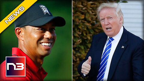Donald Trump Shows Up On FOX, Reacts To Tiger Woods crash, Reveals his True Character