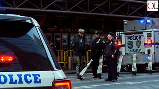 Port Authority Attack Shows Threat Is Still Among Us - Video