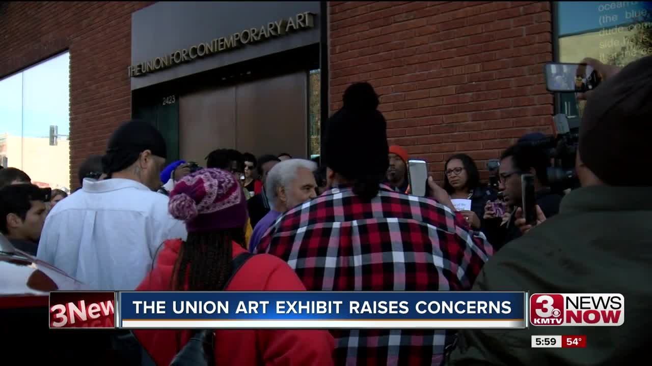 The Union art exhibit raises concerns