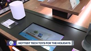 Futuristic technology gifts excite ahead of Black Friday - Video