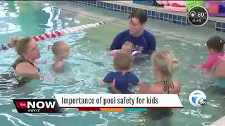 importance of pool safety for kids - Video