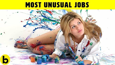 23 Most Unusual Jobs That Actually Pay Well