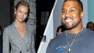 Karlie Kloss Left Taylor Swift's Squad to Hang Out with the Enemy, Kanye West?? - Video