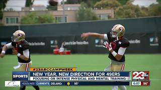 23ABC Camp Week: Shanahan bringing the 49ers a new identity - Video