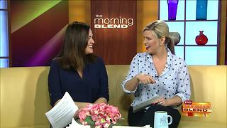 Molly and Tiffany with the Buzz for April 9! - Video