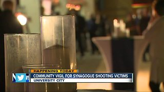 Vigil to be held for victims in synagogue shooting
