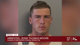 TPD: Man arrested after two home invasions, attempted sexual assaults
