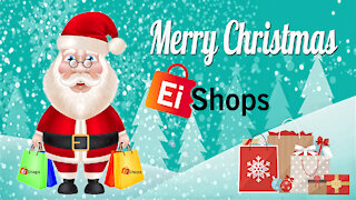 Have a Merry Christmas and a Happy New year | Eishops.com