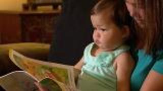 Tips For Reading To Babies & Toddlers - Video