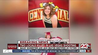 Two Bakersfield locals among dozens killed in Las Vegas shooting - Video