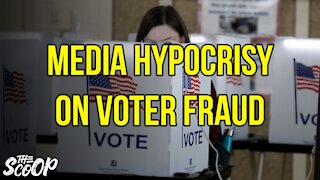 Media Hypocrisy On Voter Fraud...EXPOSED!