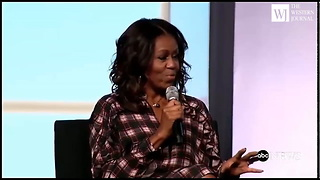 Michelle Obama Goes Male-Bashing - Men Are Too 'Entitled' And 'Self-Righteous' - Video