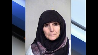 PD: Woman stabs ex-husband in Tempe mosque - ABC 15 Crime - Video