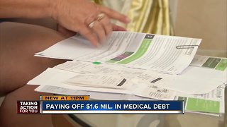 ABC Action News pays off $1.6 million in medical debt for people in Tampa Bay