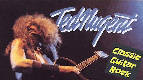 Classic Album Review: Ted Nugent - Ted Nugent