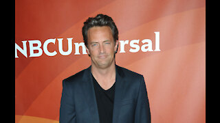 Matthew Perry has gotten engaged!