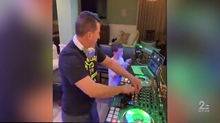 Local DJ's virtual dance party goes viral