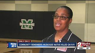 Community remembers Muskogee native killed on 9/11