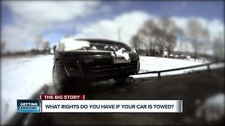 Everything you need to know about towing laws in Detroit and Michigan