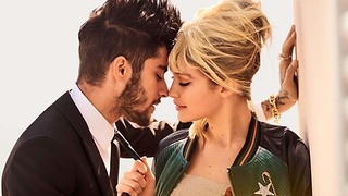 Gigi Hadid SQUASHES Breakup Rumors with Adorable Zayn Malik Birthday Messages