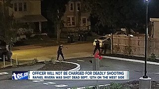 Officer will not be charged for deadly shooting