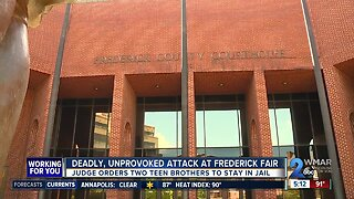 Deadly, unprovoked attack at Frederick Fair