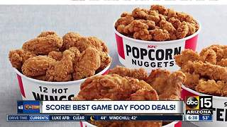 Best game day food for the Super Bowl!