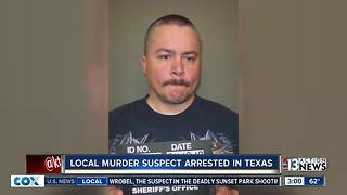 Anthony Wrobel arrested in Texas - Video