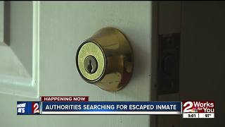 Search for Muskogee County inmate - Video