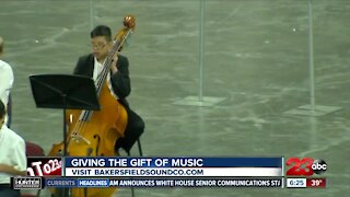 Give the gift of music with the Bakersfield Sound Co.