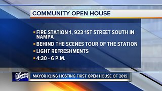 Mayor Kling hosting first open house of 2019