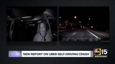 Top Stories: Charges possible in deadly Uber crash;  I-10 East restricted this weekend; Suns introduce Deandre Ayton