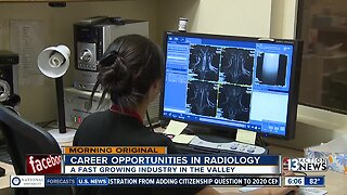 New Career opportunities in radiology