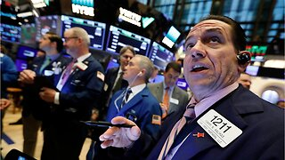 Wall Street recovers from sharp losses